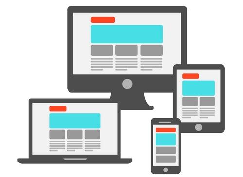 reszponzív, mobilbarát kialakítású weblap