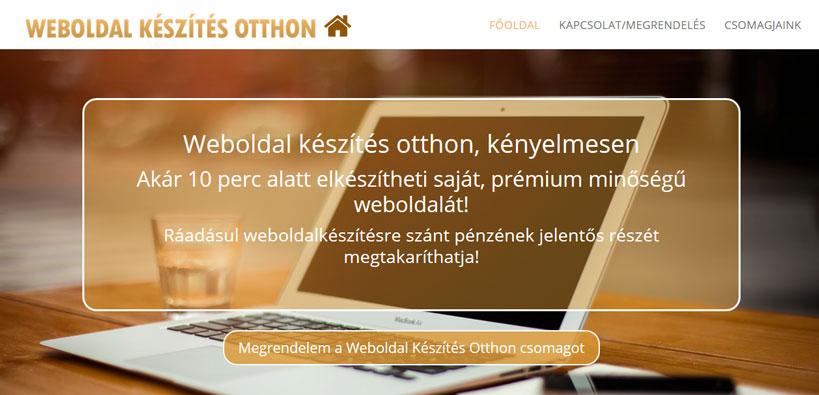 Weboldalkeszitesotthon.hu