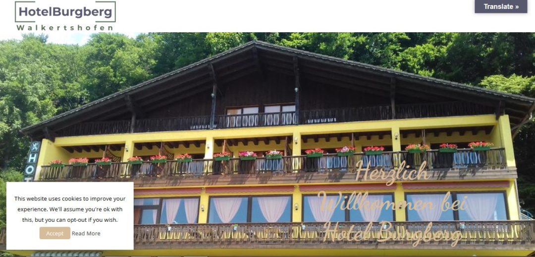 hotelburgberg weblap