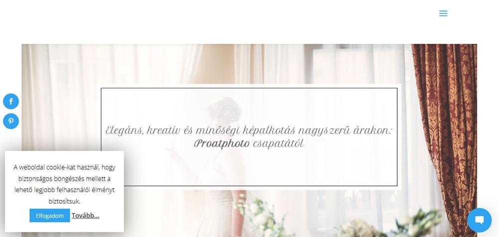 eskuvői weblapkeszites